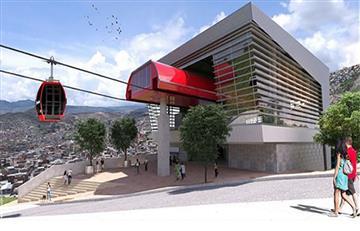 Transmicable promete mejorar la movilidad de Ciudad Bolívar