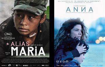'Alias María' y 'Anna' representarán a Colombia en los Oscar y Goya