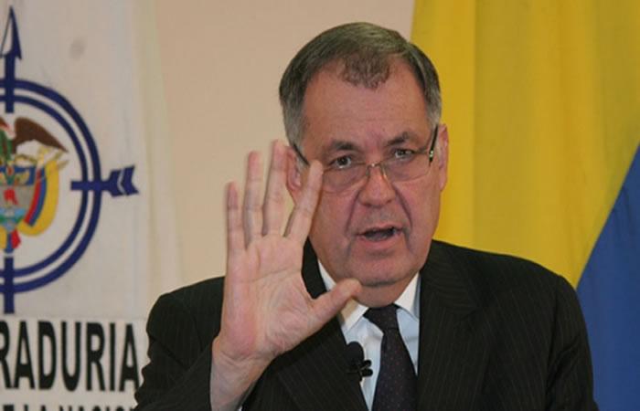 Alejandro Ordóñez. Foto: EFE