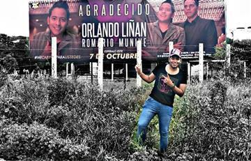¿En qué anda Orlando Liñán?