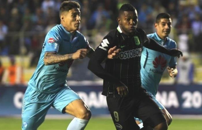 Atlético Nacional venció a Bolívar y avanzó