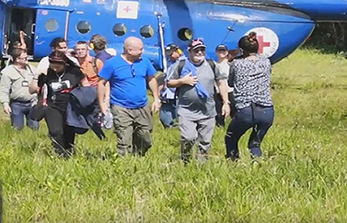 Farc: Así llegaron los jefes máximos de la guerrilla a Colombia