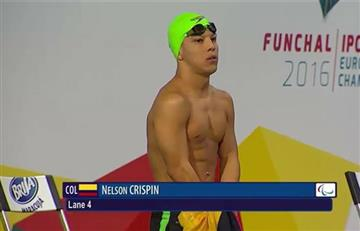 Juegos Paralímpicos: A Nelson Crispín le arrebataron su medalla