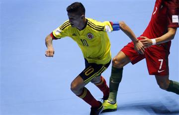 Mundial de Fútsal: Selección Colombia buscará su primera victoria