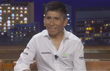 Nairo Quintana se hizo viral gracias a esta respuesta
