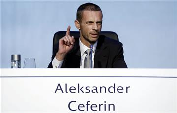 Aleksander Ceferin nuevo presidente de la UEFA
