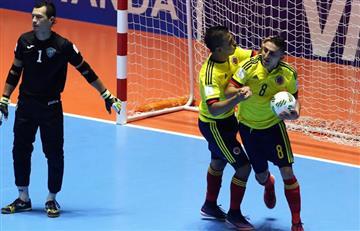 La Selección Colombia salvó un punto en el último minuto