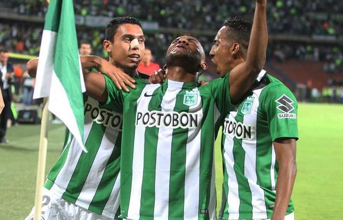 Nacional a tercera ronda de la Sudamericana