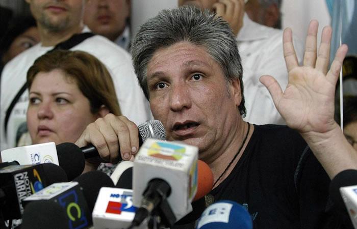 Sigifredo López: