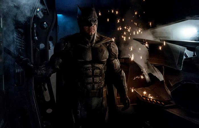 Liga de la Justicia: Así es el nuevo traje de Batman