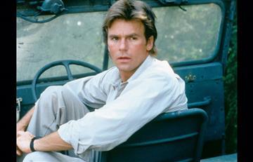 MacGyver: El actor está irreconocible 24 años después