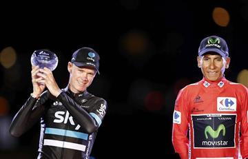 Nairo Quintana es oficialmente mejor que Froome