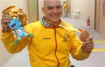 Paralímpicos 2016: Moisés Fuentes logra algo nunca antes visto en Colombia