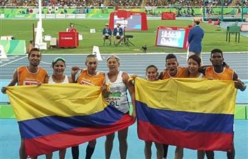 Paralímpicos: Novena medalla para Colombia