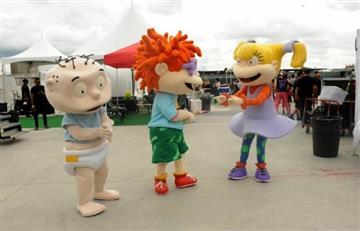 Nickelodeon: Vuelven a la TV las series de los años 90