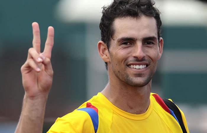 Copa Davis: ¿Cuándo y a qué hora juegan los colombianos?