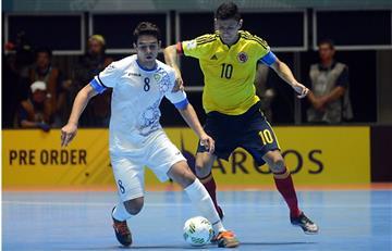 Copa Mundial de Futsal: La Selección Colombia buscará clasificar ante Panamá