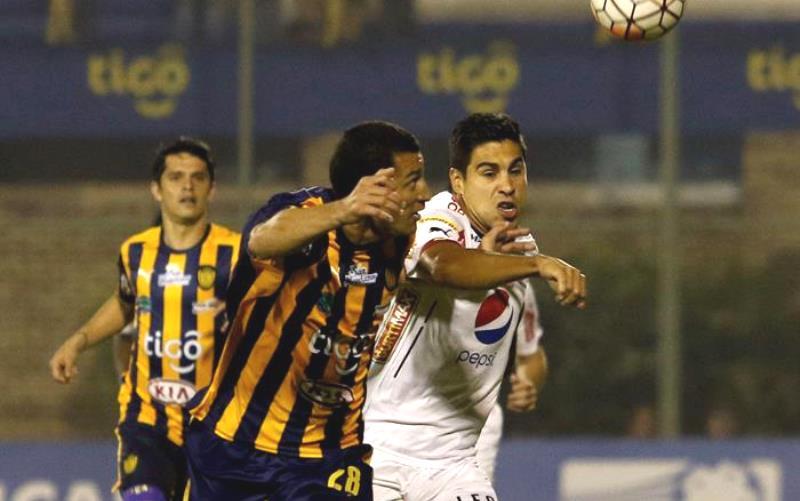 En FOTOS y VIDEO, la sufrida clasificación del Medellín ante Sp. Luqueño