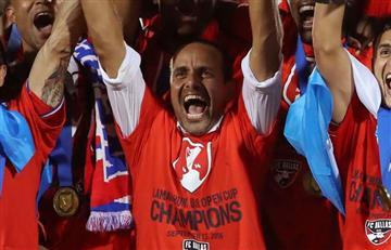 FC Dallas salió campeón en Estados Unidos de la mano de un DT colombiano