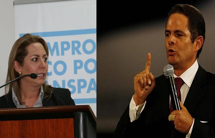 Gobernadora del Meta se enfrenta con Vargas Lleras