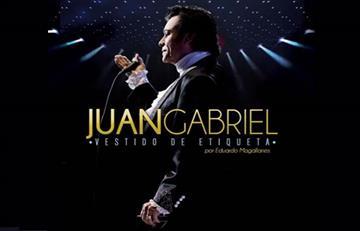 """Juan Gabriel: """"No tengas miedo"""" es su canción póstuma"""