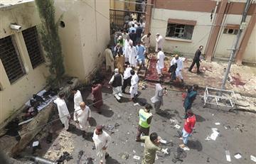 Pakistán es golpeada por un ataque suicida