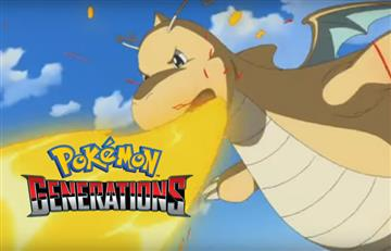 Pokémon Generations: Se estrenan los dos primeros capítulos de la serie