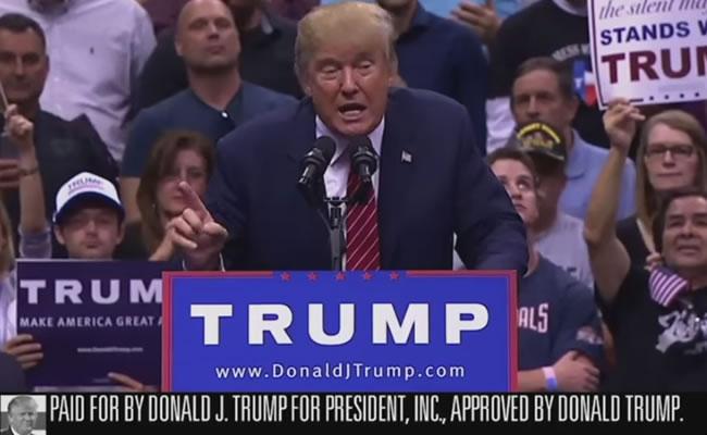 Donald Trump es uno de los candidatos que sí estará. Foto: EFE