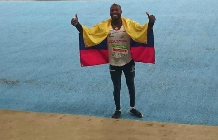 Segundo oro y tercera plata para Colombia en los Juegos Paralímpicos