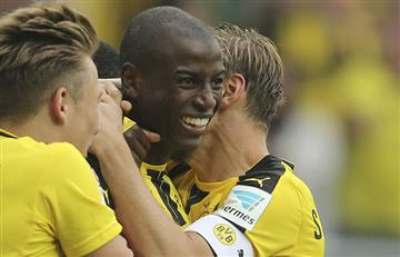 Adrián Ramos enorgullece a Colombia en el exterior