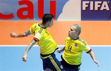 Mundial de Fútbol Sala: Colombia ganó y clasificó