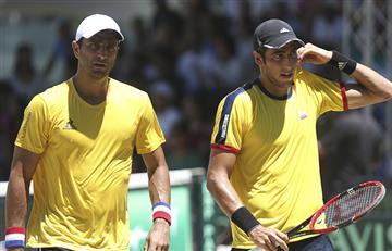 Copa Davis: Colombia se pone arriba 2-1 tras triunfo de Farah y Struvay