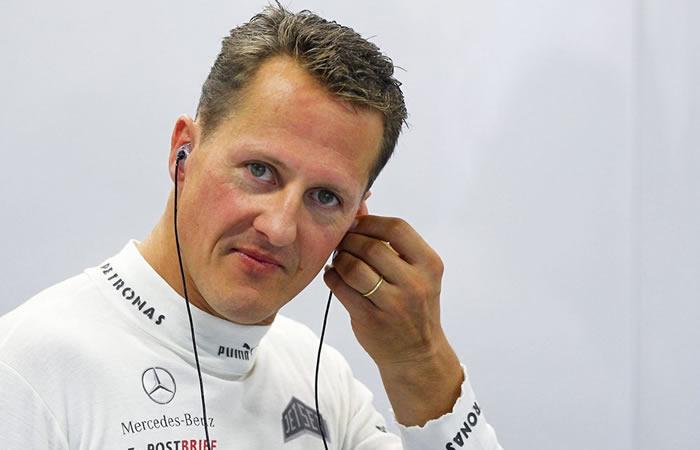 El piloto alemán es el más laureado de la F1. Foto: EFE