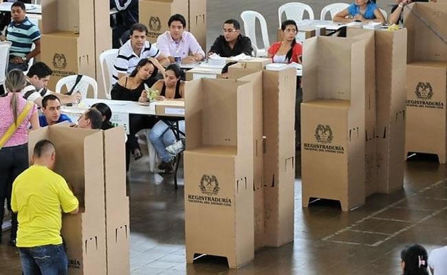 Así serán las votaciones en el exterior. Foto: Interlatin