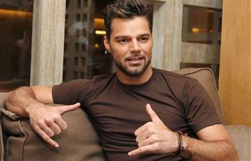 Ricky Martin arremete contra Donald Trump y su candidatura