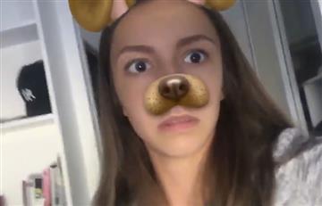 Snapchat: Joven graba fantasma y entra en pánico