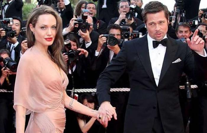Angelina Jolie y Brad Pitt se divorcian