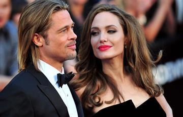 Brad Pitt rompe el silencio ante su divorcio de Angelina Jolie