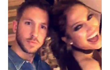 ¿Calvin Harris y Jennifer Lopez están saliendo?