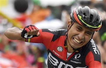 Darwin Atapuma competirá cabeza a cabeza con Nairo Quintana y Esteban Chaves