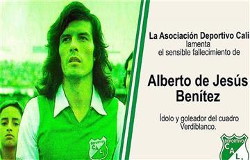 Deportivo Cali: Falleció el 'Tigre' Benítez, legendario jugador 'azucarero'