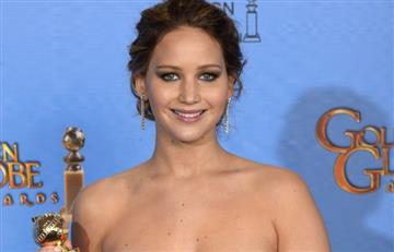 GALERÍA: Filtran fotos íntimas de Jennifer Lawrence