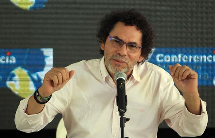 El jefe guerrillero Pastor Alape. Foto: EFE