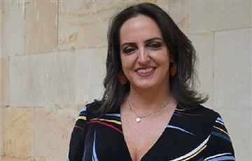 """María Fernanda Cabal: Los generales """"son unos vendidos"""""""