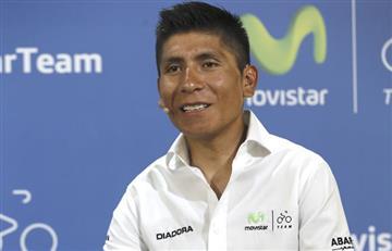 Twitter: Nairo Quintana y su increíble parecido con un sacerdote del siglo XIX