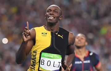 Usain Bolt desafiado a prueba de velocidad por un jugador del Arsenal