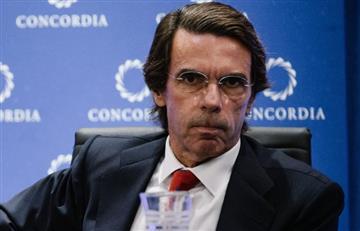 Aznar se muestra escéptico con el acuerdo de paz