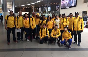 Colombia va por todo en Panamericano de Pesas