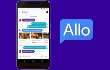Google Allo, la nueva competencia de WhatsApp