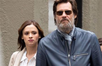 Jim Carrey es demandado por la muerte de su novia Cathriona White